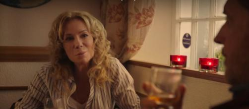 Kathie Lee Gifford got big laughs from a surprise guest during her 'Today' visit for 'Then Came You.' [Image Source: Vertical Ent./YouTube]