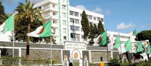 Ministère de la Défense nationale. Algérie