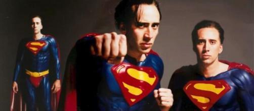 Nicolas Cage, se disfraza de Superman