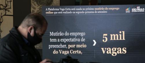 Programa 'Meu Emprego, Vaga Certa' oferece cursos de capacitação. (Arquivo Blasting News)