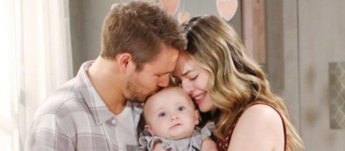 Spoiler Beautiful: Hope si riprende sua figlia Beth.
