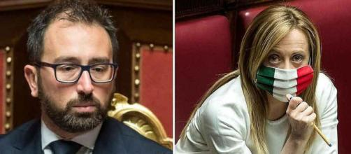 Boss scarcerati, Meloni chiede dimissioni di Bonafede.