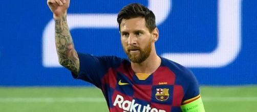 Emissoras dizem que craque argentino pode ficar no Barcelona. (Arquivo Blasting News)