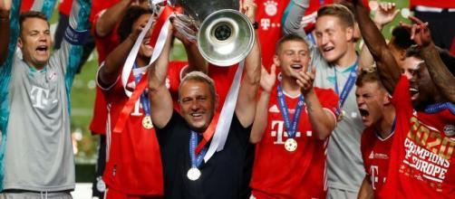 Hansi Flick entrou no decorrer da temporada do Bayern de Munique. (Arquivo Blasitng News)