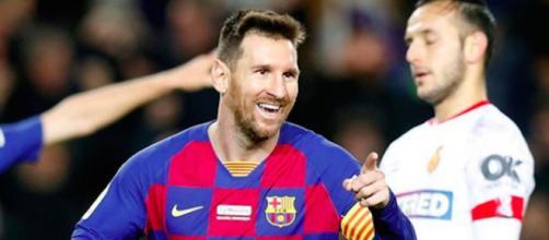Lionel Messi pourrait quitter le FC Barcelone en 2021 - Photo capture d'écran compte Instagram LeoMessi