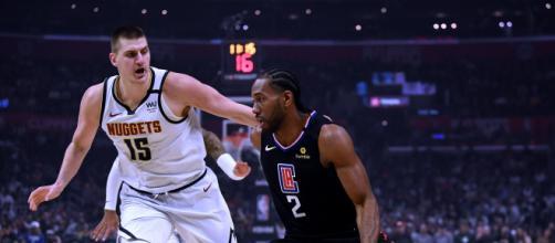 Los Angeles Clippers e Denver Nuggets vão abrir o primeiro jogo das semifinais pela Conferência Oeste da NBA