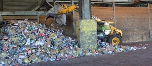 Un petit bébé a été retrouvé dans des déchets dans l'Hérault - Photo capture d'écran Facebook