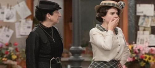 Una vita, spoiler Spagna: Genoveva apprende della relazione tra Alvarez Hermoso e Marcia.