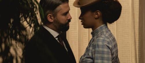 Una vita, trame al 12 settembre: Felipe e Marcia ad un passo dal bacio.