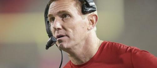 Arkansas State coach Blake Anderson reveals he had COVID-19 -(Image via CBSSports/Youtube)