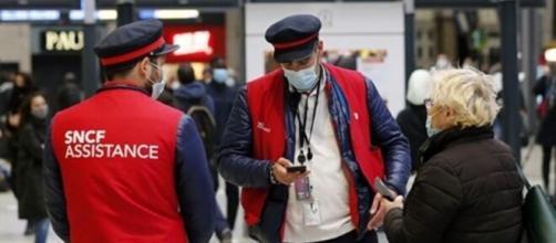 Des agents SNCF cachent volontairement qu'ils sont positifs pour ne pas perdre d'argent - Photo capture d'écran Facebook