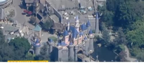 Disney announces 28,000 layoffs amid continued closure of Disneyland. [Image source/ABC7 YouTube video]