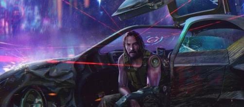 El popular actor Keanu Reeves aparecerá en Cyberpunk 2077 como mentor del protagonista.