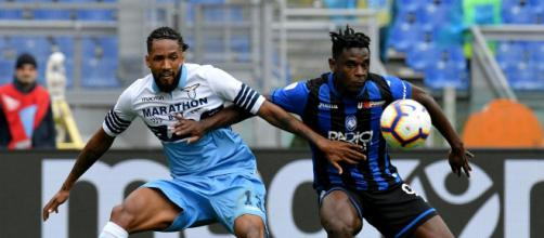 Lazio e Atalanta fazem duelo. (Arquivo Blasting News)