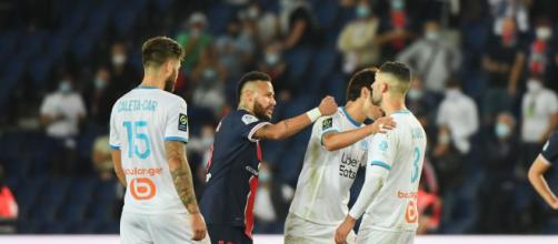 Les échanges entre Neymar et Alvaro Gonzalez décortiqués par un ... - parisfans.fr