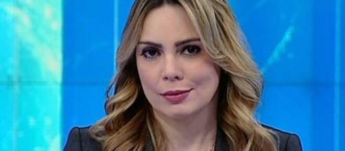 Rachel Sheherazade é contratada pelo portal Metrópoles. (Reprodução/SBT)