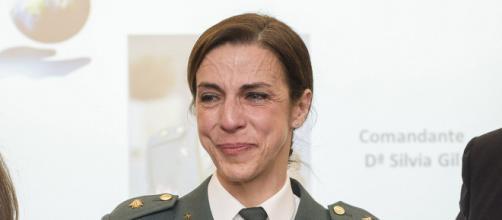 Silvia Gil llega a teniente coronel en la Guardia Civil