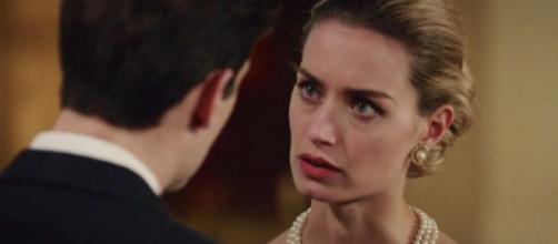 Spoiler Il Paradiso delle signore: Ludovica viene lasciata da Riccardo.