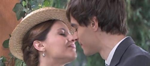 Spoiler Una vita: Cinta propone ad Emilio di fuggire da Calle Acacias.