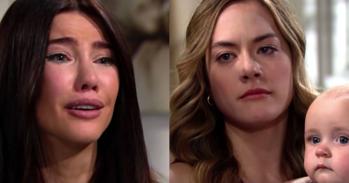 Beautiful, anticipazioni al 10 ottobre: Logan si ricongiunge con Beth, Steffy disperata