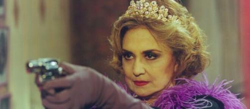 A atriz Eva Wilma foi a grande vilã de 'A Indomada' (1997). (Arquivo Blasting News)