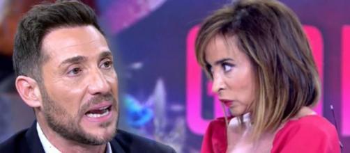 Antonio David y María Patiño en imagen