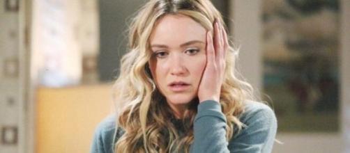 Beautiful, anticipazioni degli episodi dal 20 al 26 settembre: Flo si sente male.