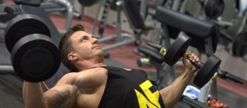La cuestion estética es uno de los objetivos de la concurrencia al gimnasio.