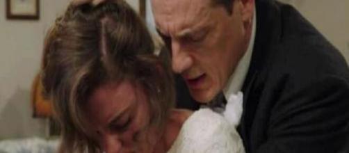 Il paradiso delle Signore, trama lunedì 14 settembre: Luciano va da Nicoletta.