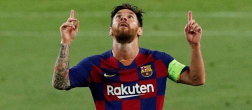 Oficial: Messi se queda en el Barça