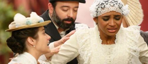 Una vita, spoiler Spagna: Marcia e Felipe non si sposano a causa di Santiago.