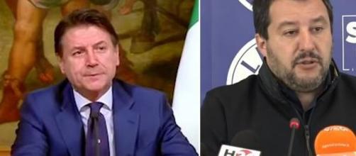 Giuseppe Conte dice che Matteo Salvini non lo richiama.