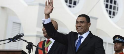 Jamaica's Holness wins big in bet on early elections | World News (Image via BBC/Youtube)