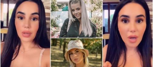 Milla Jasmine s'expliquye enfin sur ses relations avec Nikola Lozina, Carla, Jessica et Sarah Fraisou.