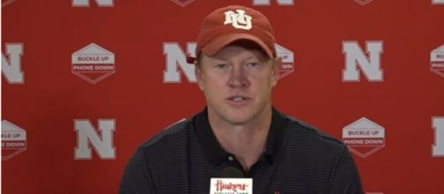 Nebraska close in on highly rated defensive lineman Mandela Tobin. [Image Source: Husker Online Video/ YouTube]