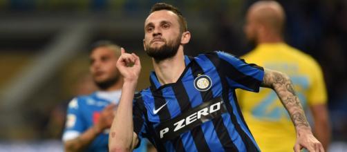 L'Inter ha offerto Marcelo Brozovic al Napoli.