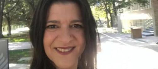 Paola de Simone, professora que morreu durante videoaula. (Reprodução/Instagram)