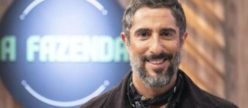 """""""A Fazenda"""" terá início amanhã; Marcos Mion continuará no comando do reality. (Foto: Record TV)"""