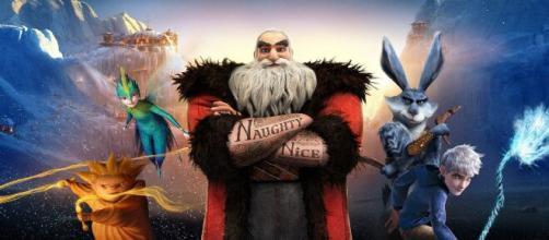 'A Origem dos Guardiões' une várias personagens como o coelho da pascoa e o papai noel. (Arquivo Blasting News)