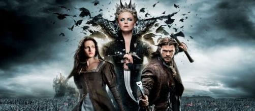 'Branca de Neve e o Caçador' foi lançado em 2012. (Reprodução/YouTube)