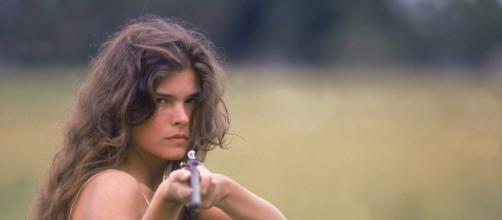 Cristiana Oliveira interpretou a inesquecível Juma Marruá em 'Pantanal'. (Reprodução/TV Manchete)