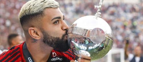 Gabigol é um dos nomes que pode fazer diferença na Libertadores 2020. (Arquivo Blasting News)