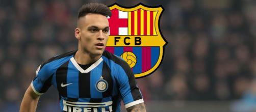 Il Barcellona ci riprova con l'Inter per Lautaro.