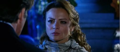 Jerônimo humilha Renata. (Reprodução/Televisa)