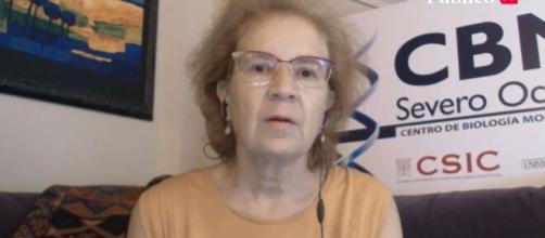 Margarita del Val comenta el riesgo de quitarse la mascarilla antes de tiempo.