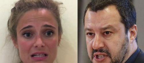 Salvini chiede il sequestro della Sea Watch.