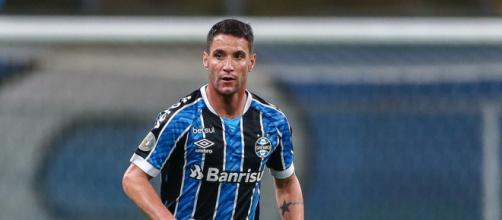 Thiago Neves deixa o Grêmio após 14 jogos e 1 gol. (Arquivo Blasting News)