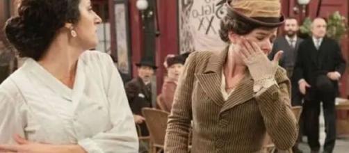 Una vita, trame fino al 19 settembre: Lolita aggredisce la moglie di Alfredo Bryce.