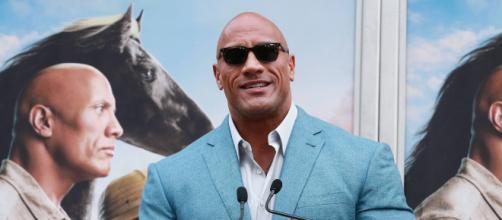 Ator The Rock é a celebridade mais bem paga atualmente. (Arquivo Blasting News)