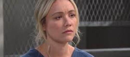 Beautiful, anticipazioni Usa: Flo finisce in carcere e viene ripudiata da Quinn e dalle Logan.